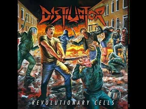 Distillator - Revolutionary Cells (FULL ALBUM 2015)