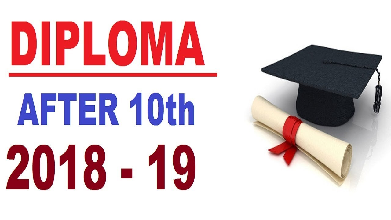 DIPLOMA After 10th (What is DIPLOMA, Why DIPLOMA?, Courses in DIPLOMA,  Colleges & Future Scope) - YouTube