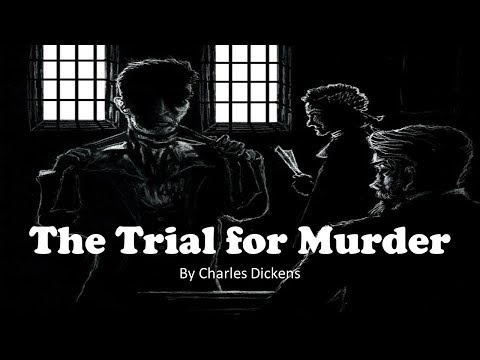 Learn English Through Story  The Trial for Murder by Charles Dickens