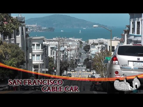 San Francisco | Cable Car [Full HD]