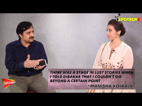 Manisha Koirala Talks About Female Sexuality, Sanju, Nargis, Irr Khan & More with Vickey Lalwani