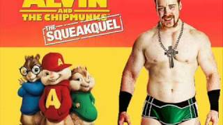 Alvin and the Chipmunks WWE Themes - Sheamus (TLC Theme Version)