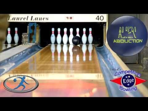 Elite Alien Abduction and Platinum by Competitive Edge Bowling