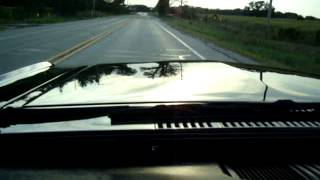 1965 Mustang Fastback 2+2, 289 V8, 4 Speed! Black Beauty