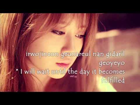 Park Ji-Yeon - Day After Day  |   Lyrics