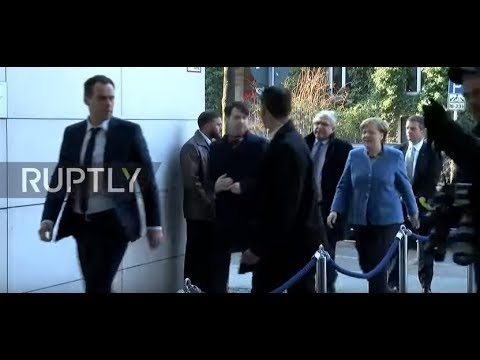 Germany: Grand Coalition talks enter expected final day in Berlin