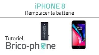 Tutoriel iPhone 8 : remplacer la batterie