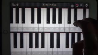 [ piano ipad ] GHEN - KHẮC HƯNG x MIN x ERIK | Hoàng Vít | Ipad Piano Cover