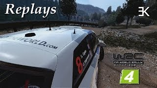 WRC 4 | Demo: Replays of Stages 1 and 2 in Italy