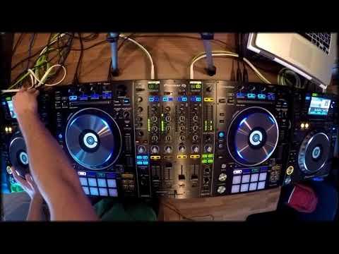 DJ FITME Psy Trance MIX #1 DDJ-RZ