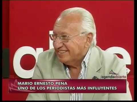 Mario Ernesto Peña en Agenda Abierta