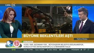 Kahve Molası | Türkiye Ekonomisi Yüzde 6,7 Büyüdü - 30 11 2020 cмотреть видео онлайн бесплатно в высоком качестве - HDVIDEO