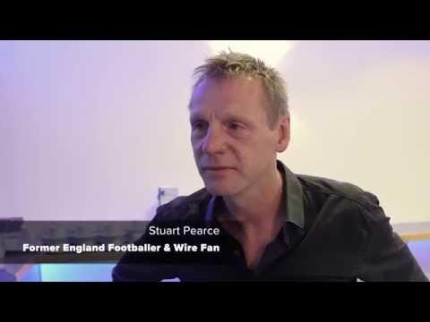 Stuart Pearce talks Rugby League