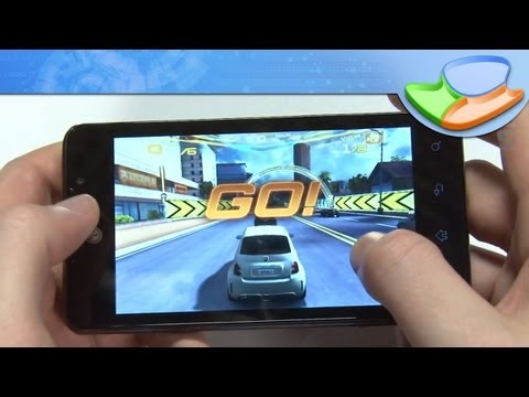 LG Optimus 3D Max [Análise de Produto] - Tecmundo