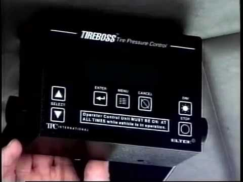 Tireboss - Driver Training Video