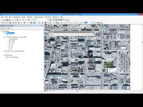 """Calculating People Per """"idea"""" using Household Census data and ArcMAP"""