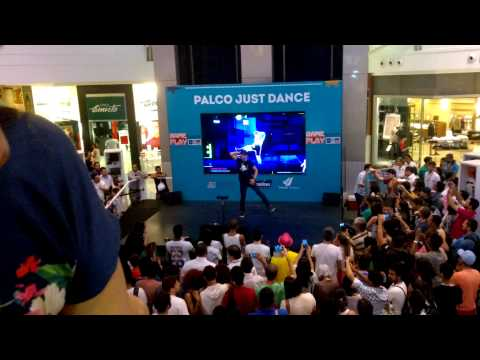 Bad Romance - Just Dance 2015 - Salvador Shopping (Diegho San)