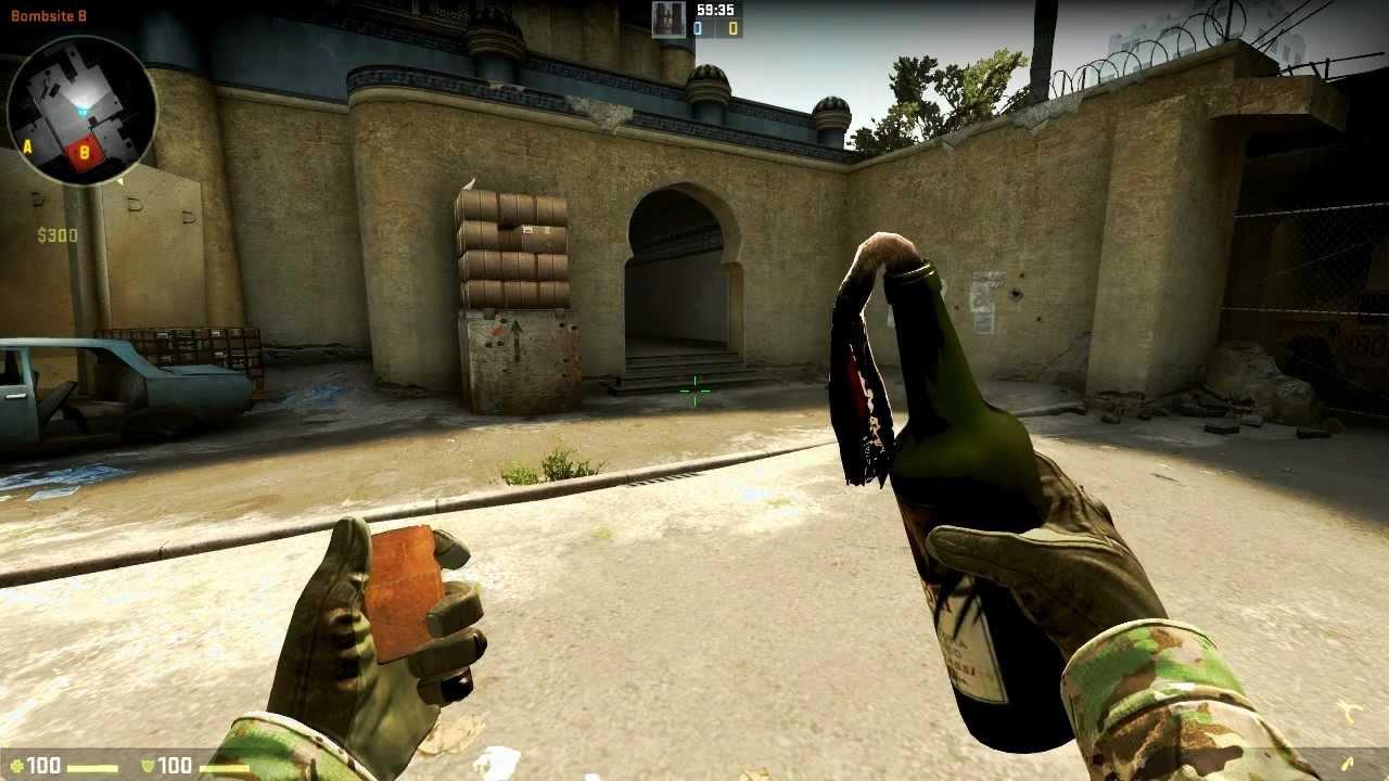Cs Go Molotov Weapon Guide Grenade Tips Tricks And