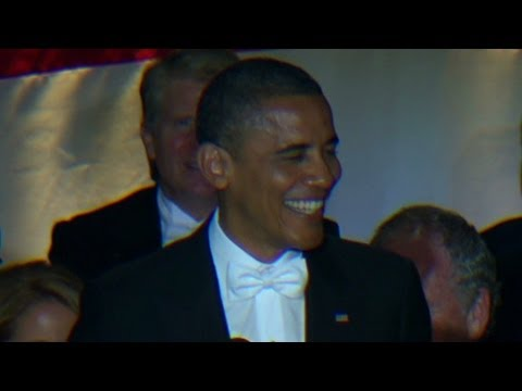 Raw Video: Watch President Obama's Al Smith dinner speech