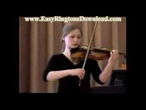 Beethoven Romance in F Major performed by Caeli Smith