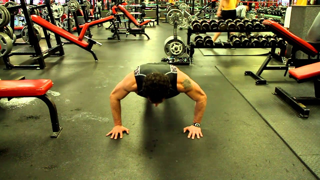 How to Do Push Ups Chest Exercises to Build Lean Muscle