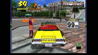 Crazy Taxi - Vizzed.com GamePlay - User video