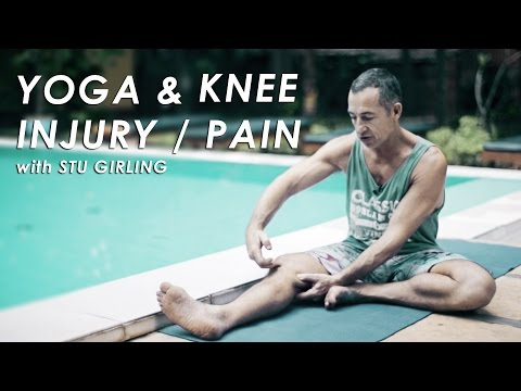 Yoga and Knee Pain/Injury/Relief Exercises