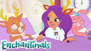 The Best Of Care With Danessa Deer!🤗 | @Enchantimals  | Tales from Everwilde Compilation