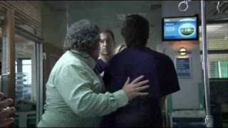 Holby City - Faye Turning Into A Psychotic Looney.