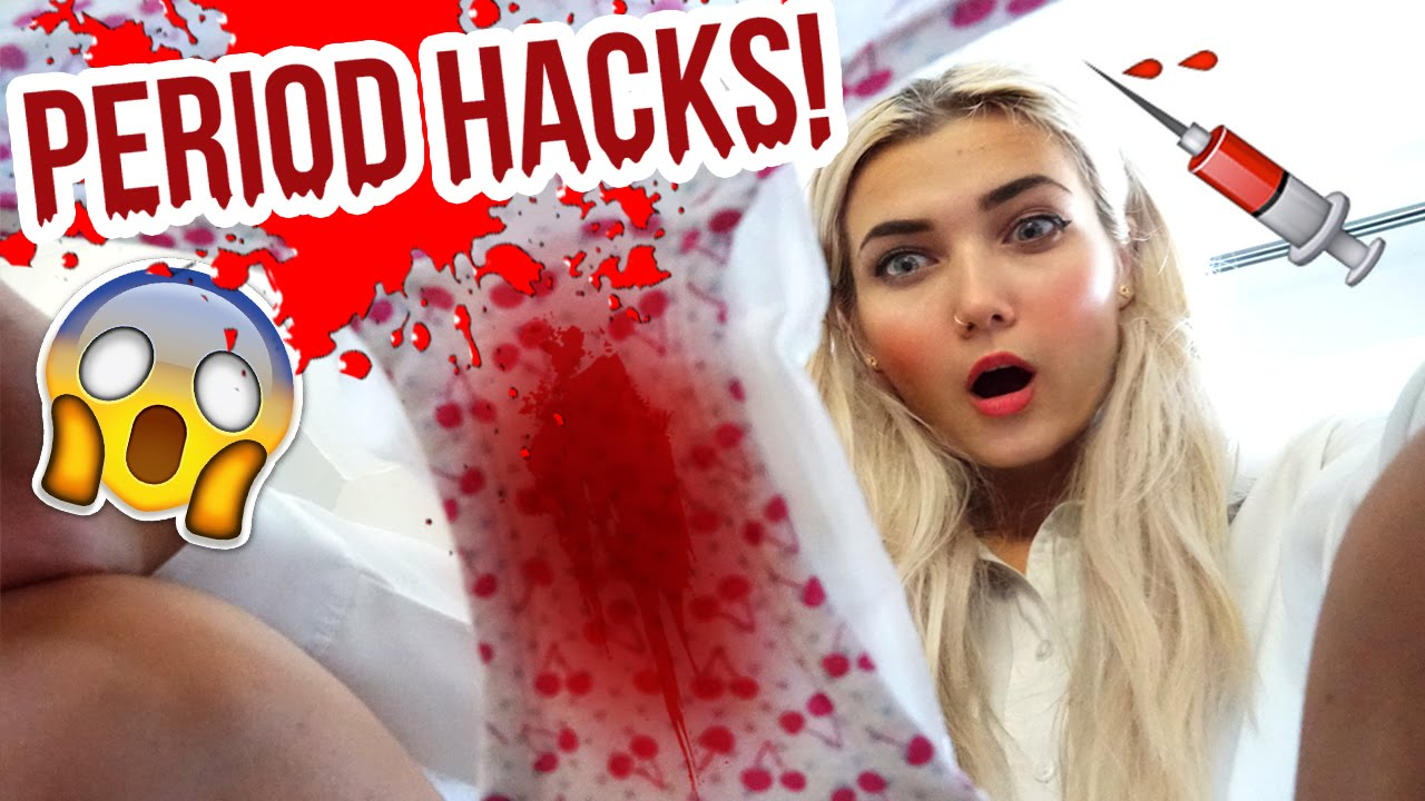 Period Life Hacks All Girls Need To Know  Macbook -4450