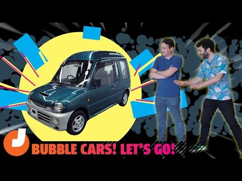 The Mitsubishi Minica Toppo Is A 9,000 RPM Van From Japan's Over-Engineering Peak