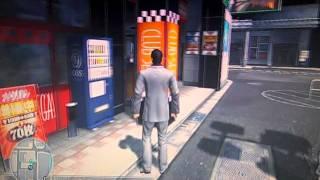 Yakuza 3 Gameplay PS3