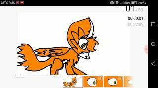 Почему у моей подруги вики крылья демона? Во Flipaclip?