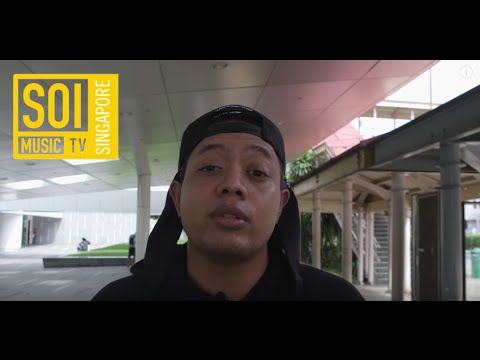"Akeem Jahat - Singapore | ""Woodlands"" (Soi Rap)"
