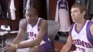 NBA TNT Nash Stoudemire Commercial thumbnail