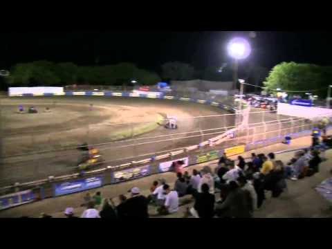 Giovanni Scelzi 5/15/15 Heat Race Plaza Park Raceway Visalia