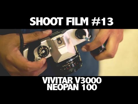 Vivitar V3000 + Neopan 100 (ft. Iván Linares)