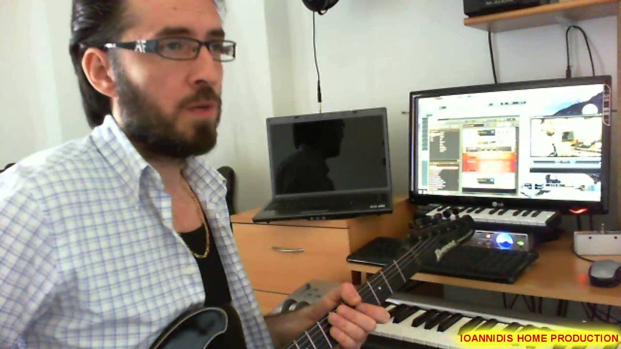 How To Connect Your Guitar To Your Pc Doovi