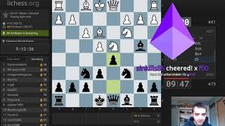 The most aggressive opening against 1.e4