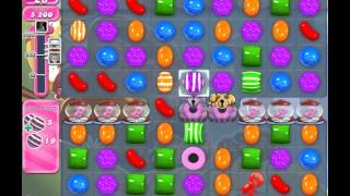 Level 1045 Candy Crush Saga no boosters