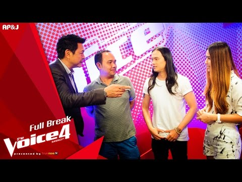 The Voice Thailand - Blind Auditions - 4 Oct 2015 - Part 2