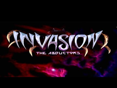 Invasion - The Abductors Full Playthrough Arcade