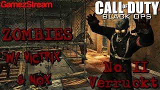 Victrix & Nox Play Black Ops Zombies! - Verruckt - Apocalyptic Sneeze Thumbnail