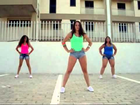Jason Derulo Wiggle ft Snoop Dogg coreografia