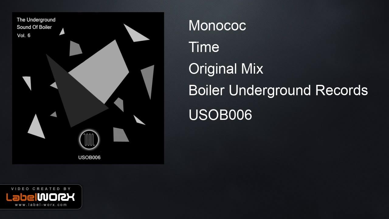 Download Monococ - Time (Original Mix)