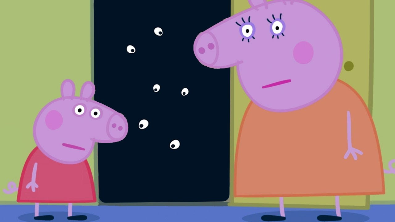 Download Peppa Pig Official Channel | Peppa Pig Spooky Power Cut at Halloween