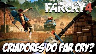 Far Cry 4 - FASES NOVAS, criadas por jogadores, NOVA SÉRIE