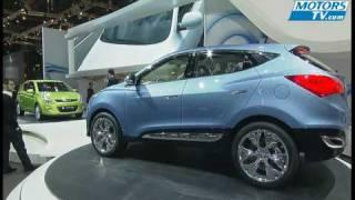 Les concept cars du Salon automobile de Genève 2009