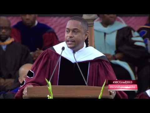 Kevin McGee - Morehouse College Graduation 2015