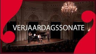 Concertgebouw Verjaardagssonate